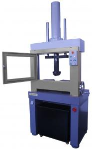 Cold Bend Testing Machine for Steel Bar/Steel Plate - ASTM A615 - QualiBend II
